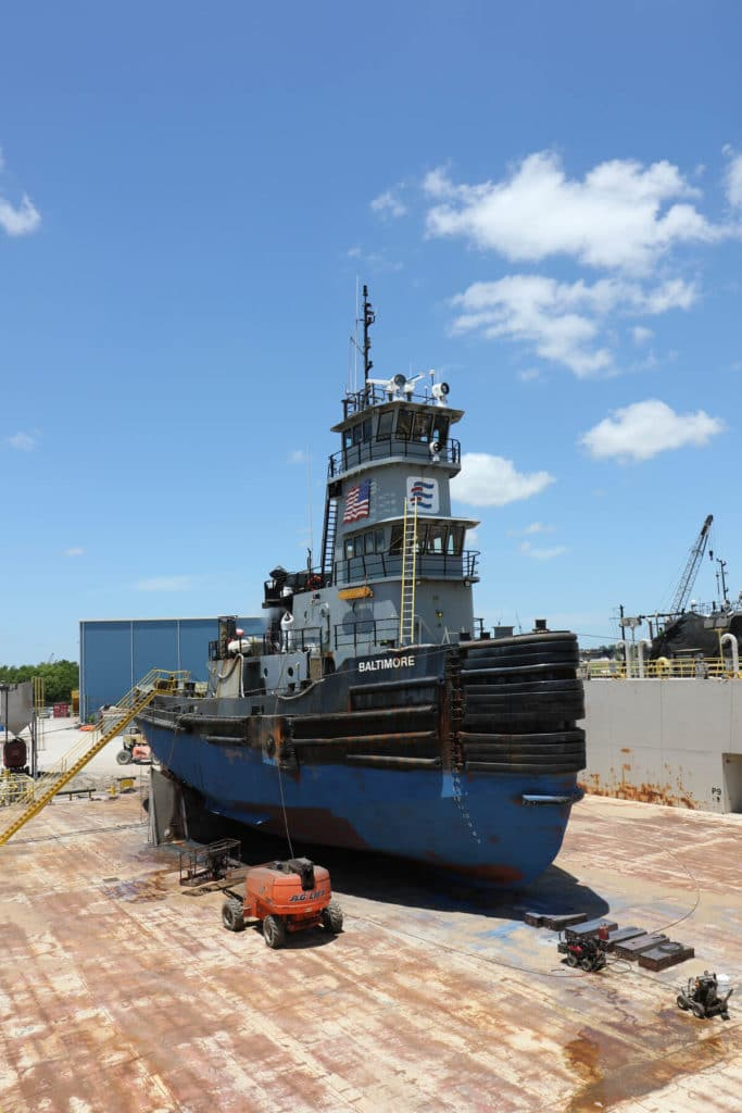 Express Marine Tug Repair